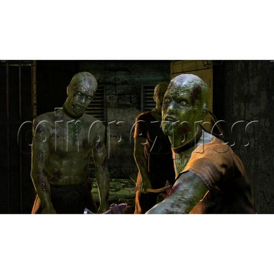 Dark Escape 4D Shooting Game 27797
