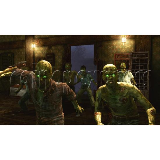 Dark Escape 4D Shooting Game 27799