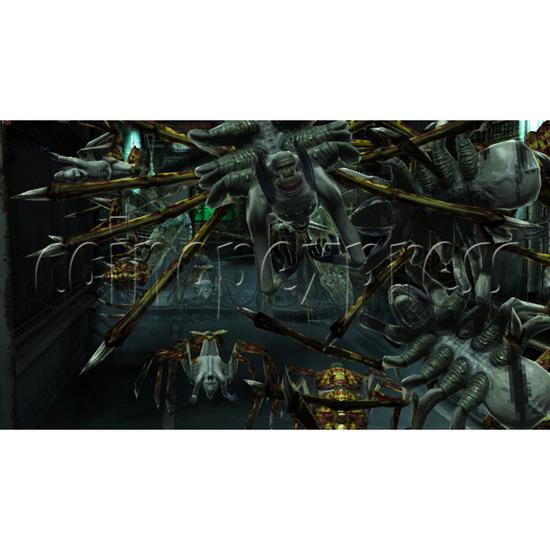 Dark Escape 4D Shooting Game 27800