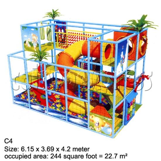 Mini Indoor Playground (339 square feet) 27859