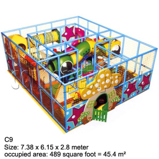 Mini Indoor Playground (339 square feet) 27933