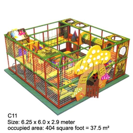 Mini Indoor Playground (339 square feet) 27945