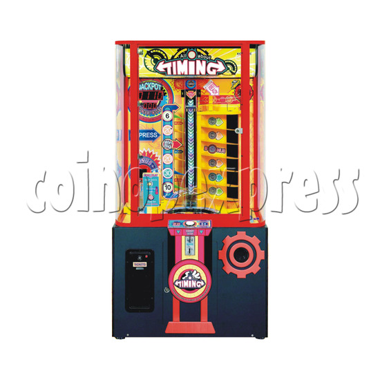 All About Timing Ticket machine 27953