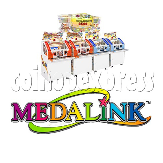 Medalink Coin Pusher 28020