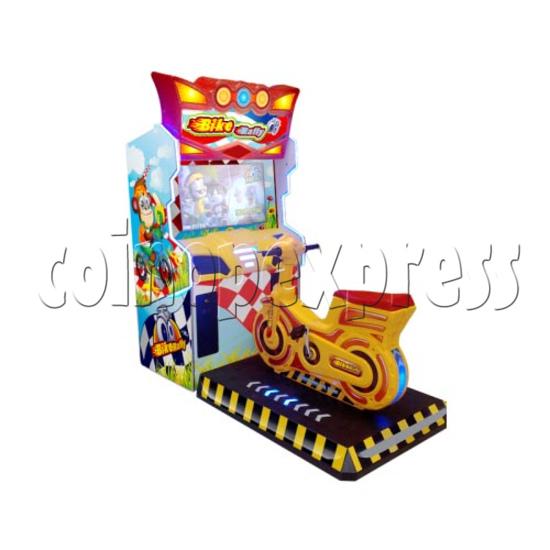 Bike Rally Sport Game for kids 28074