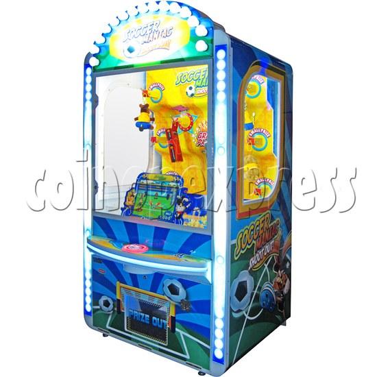 Soccer Maniac Prize Machine 28189