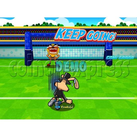 Soccer Maniac Prize Machine 28190