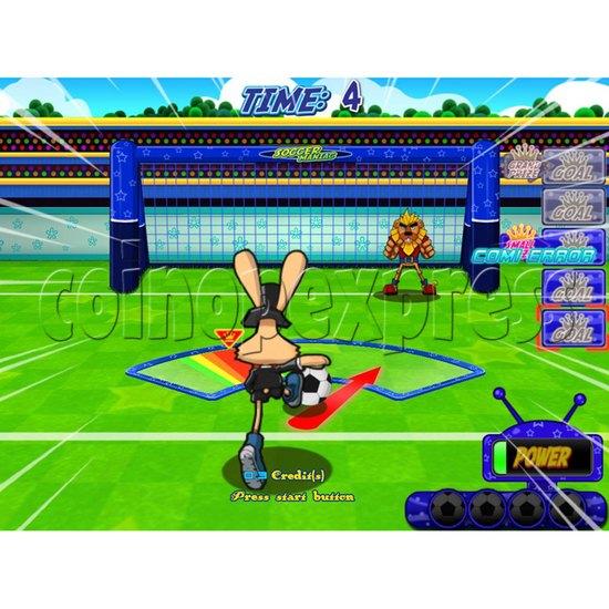 Soccer Maniac Prize Machine 28191
