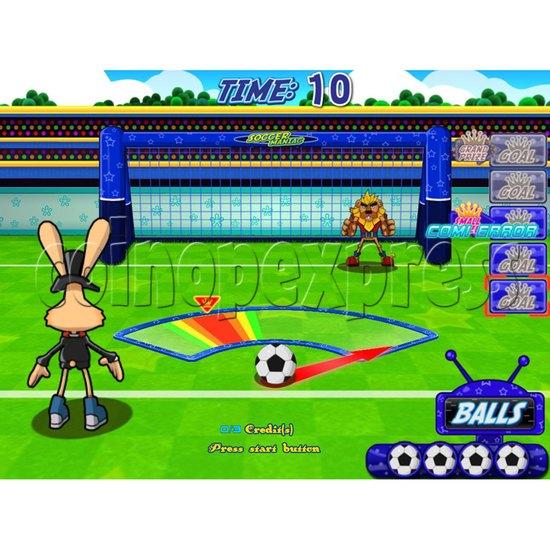 Soccer Maniac Prize Machine 28192