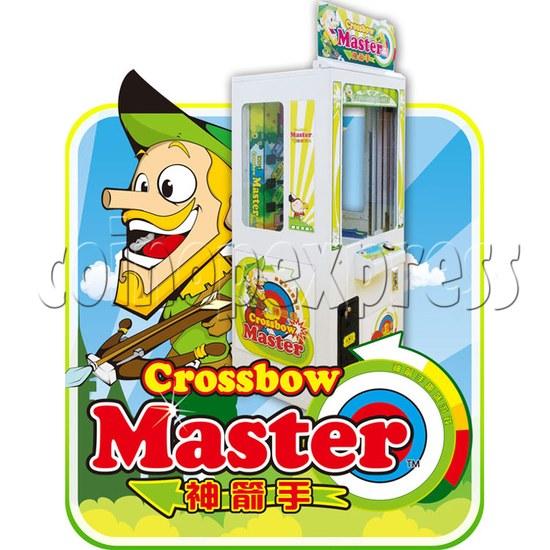 Crossbow Master Redemption machine 28201