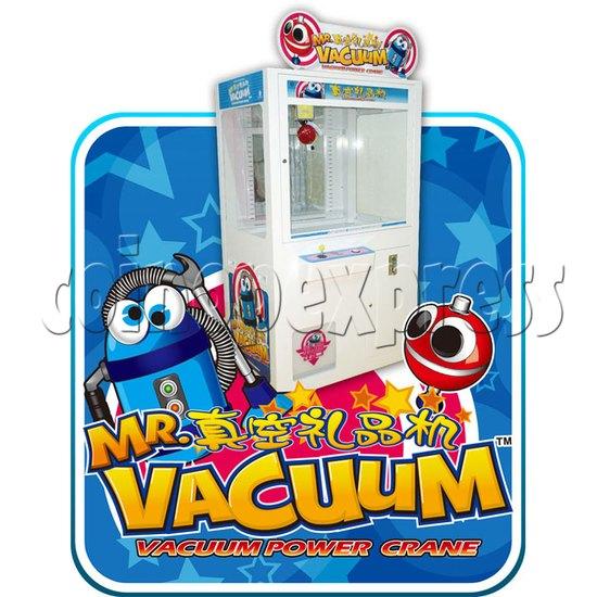 Mr Vacuum Powered Crane Machine DX 28206