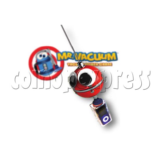 Mr Vacuum Powered Crane Machine DX 28207