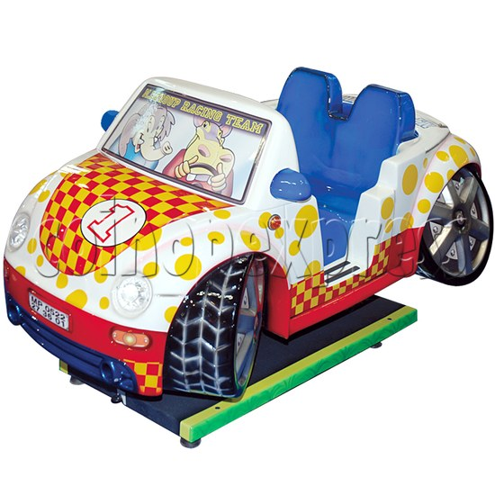 Motion Kiddie Ride: Rally Car 28224