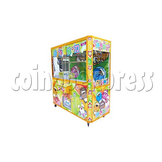 Giant Cutter Prize Machine 28239