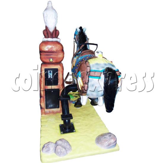 Motion Kiddie Rides - Geronimo's Horse 28245