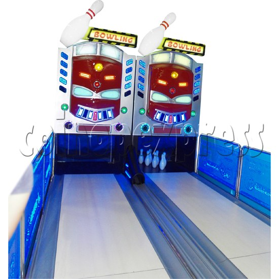 Train Bowling Machine ( 2 lanes) 28274