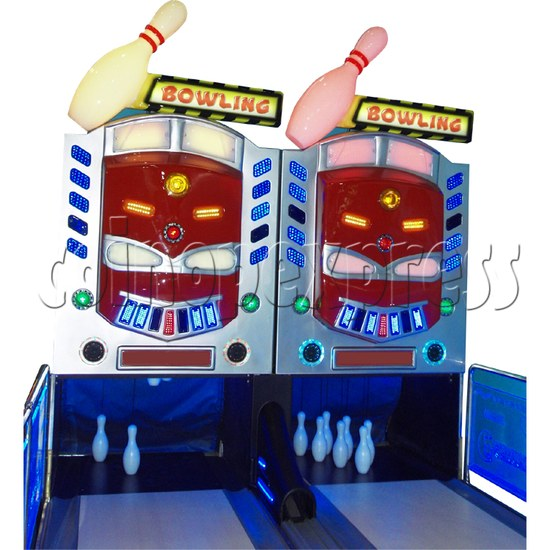 Train Bowling Machine ( 2 lanes) 28275