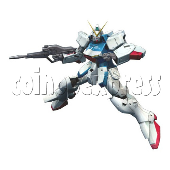 Mobile Suit Gundam Extreme Vs Full Boost arcade game 28405