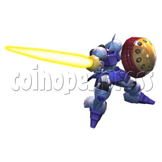 Mobile Suit Gundam Extreme Vs Full Boost arcade game 28406