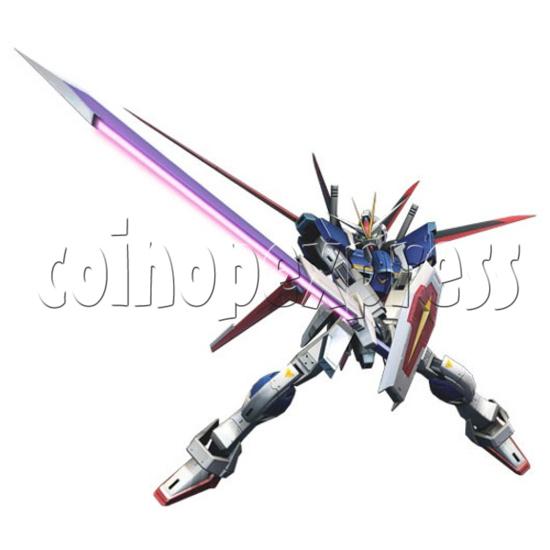 Mobile Suit Gundam Extreme Vs Full Boost arcade game 28407