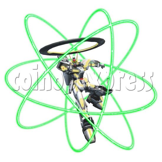 Mobile Suit Gundam Extreme Vs Full Boost arcade game 28409