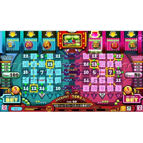 Bingo Drop Medal Game ( 12 players) 28510