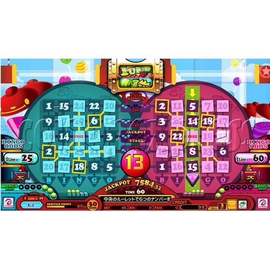 Bingo Drop Medal Game ( 12 players) 28511