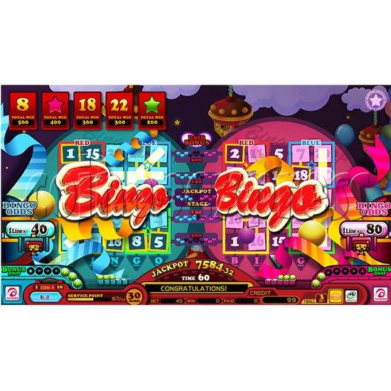 Bingo Drop Medal Game ( 12 players) 28512