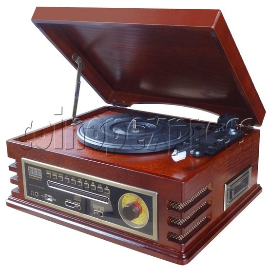 Wooden Classical Jukebox (5 in 1) 28514