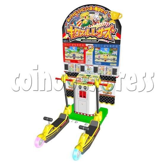 Kick Through Racers Sport Game 28546