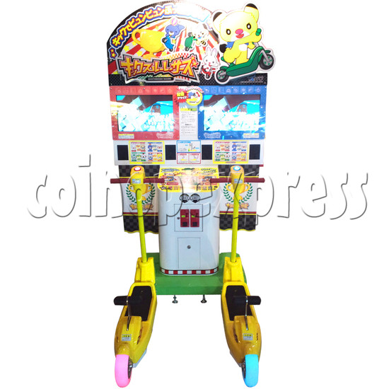 Kick Through Racers Sport Game 28547