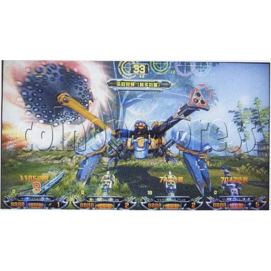 Bounty Hunter Shooting game (4 players) 28645
