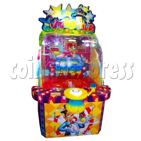 Juggle Ball Jumping Ticket machine 28707