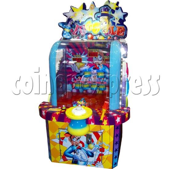 Juggle Ball Jumping Ticket machine 28708
