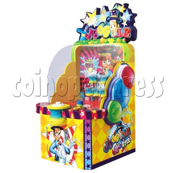 Juggle Ball Jumping Ticket machine 28709
