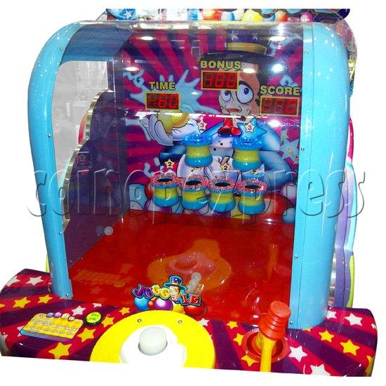 Juggle Ball Jumping Ticket machine 28710