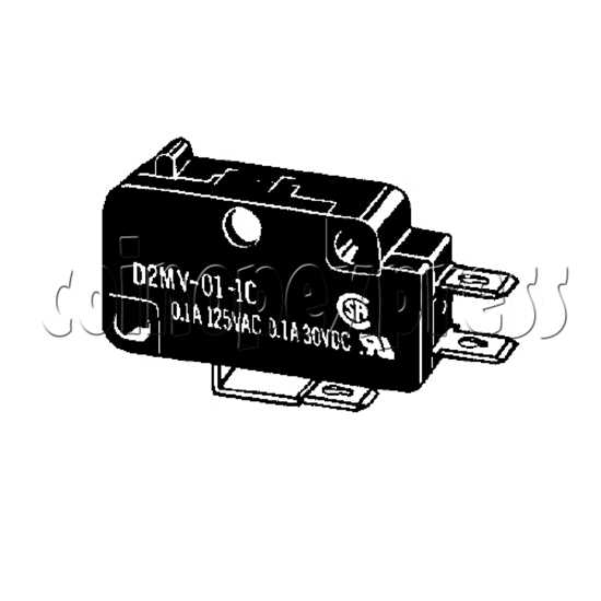 Omron Microswitch for illumination-type push button (D2MV-01-1C1) 28848