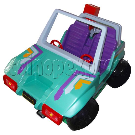 Beach Jeep Kiddie ride 28900