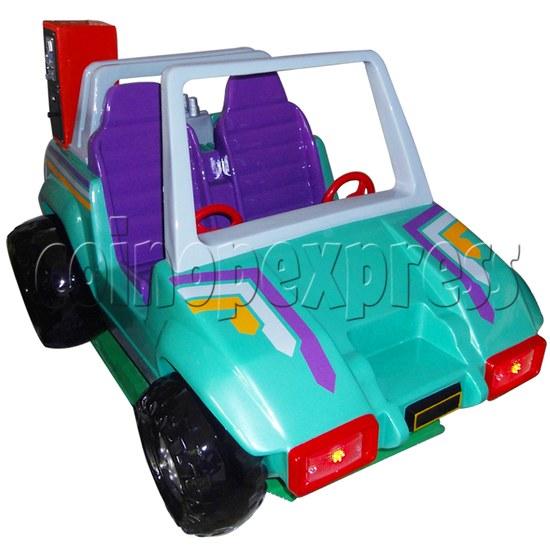 Beach Jeep Kiddie ride 28901