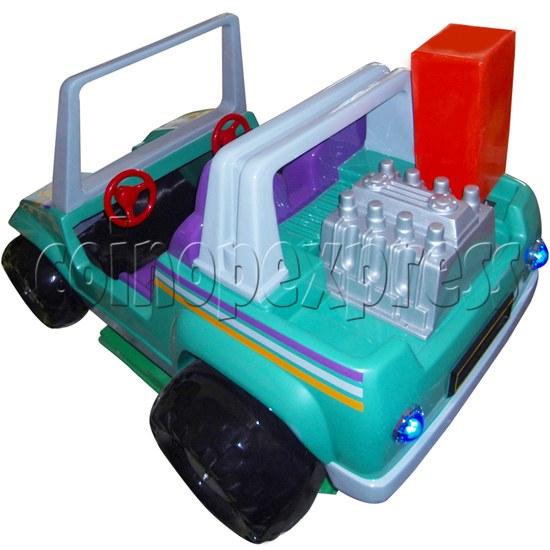Beach Jeep Kiddie ride 28902