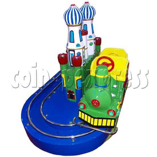 Castle Train Kiddie Ride 28949