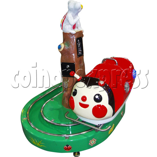 Caterpillar Train Kiddie ride (2 players) 28964