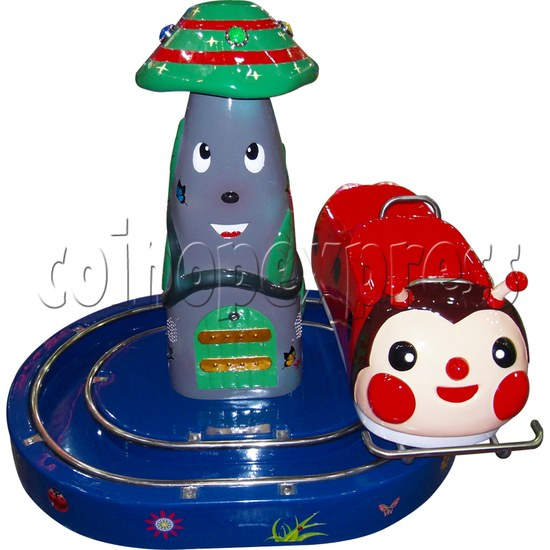 Caterpillar Train Kiddie ride (2 players) 28967