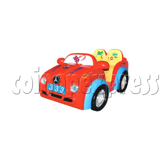 Kids Battery Operated Car 28982