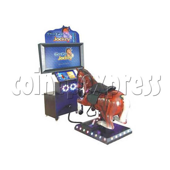 Go Go Jockey horse riding game 29133