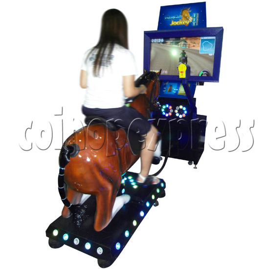 Go Go Jockey horse riding game 29134