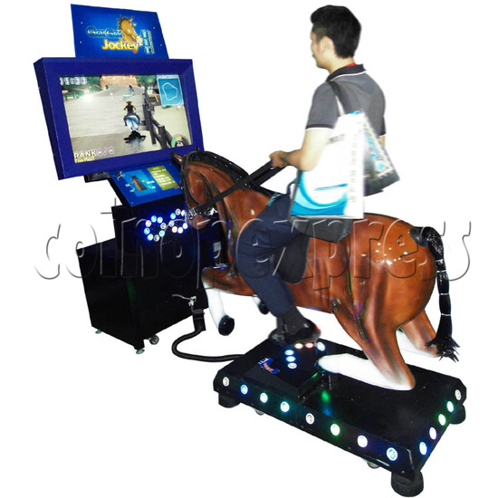 Go Go Jockey horse riding game 29135