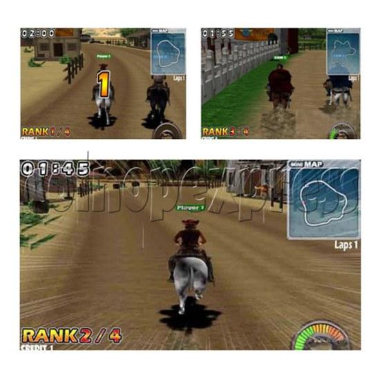 Go Go Jockey horse riding game 29137