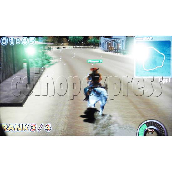Go Go Jockey horse riding game 29139