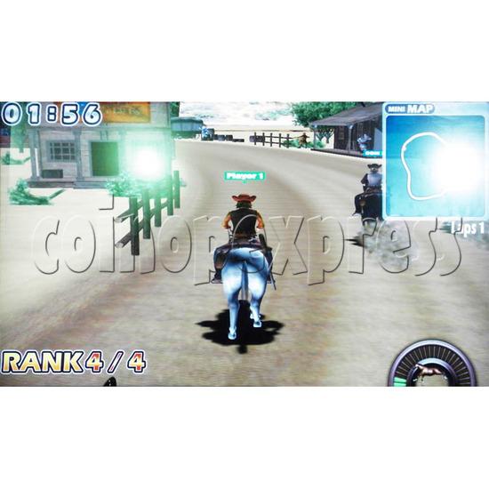 Go Go Jockey horse riding game 29141